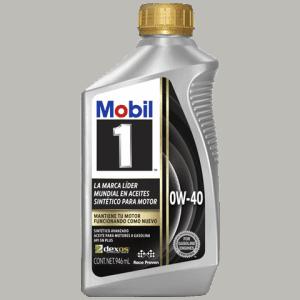 Mobil 1 0W-40