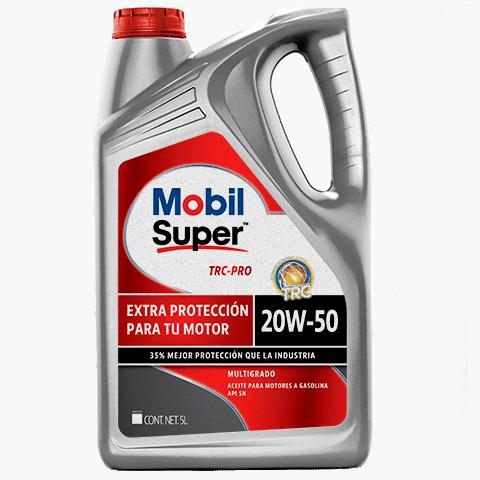 FRONT_Mobil Super TRC - PRO 20W-50 -5L