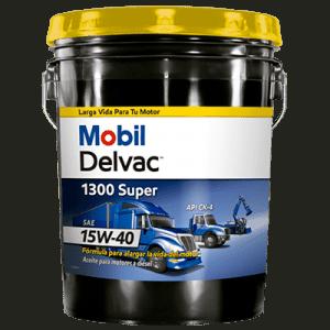 mobil delvac 1300 super 15w-40 cubeta