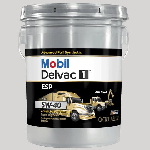 Mobil_Delvac1_ESP_5W_40_cubeta